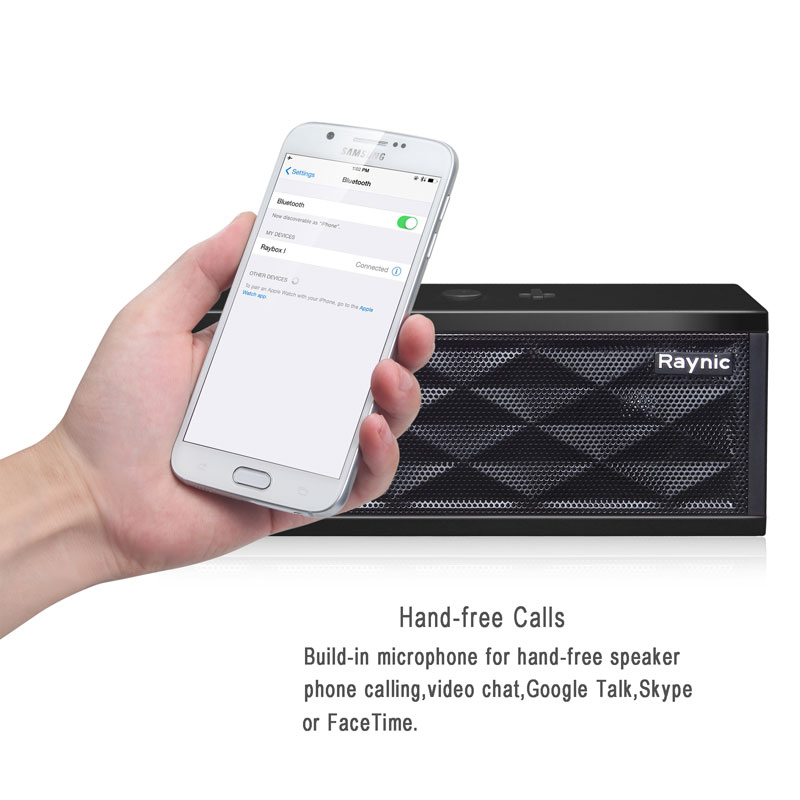 Raybox I Wireless Bluetooth Speaker Image 2